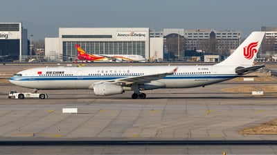 B-5956 - Airbus A330-343 - Air China