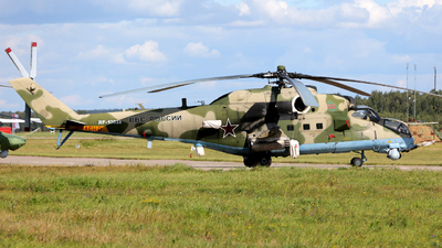 RF-13028 - Mil Mi-35M Hind - Russia - Air Force