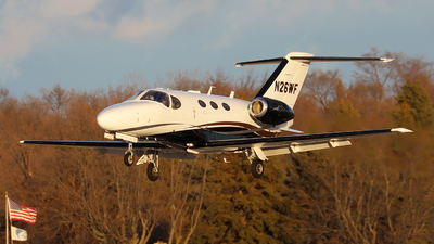 N26WF - Cessna 510 Citation Mustang - Private