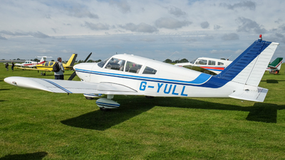 G-YULL - Piper PA-28-180 Cherokee E - Private
