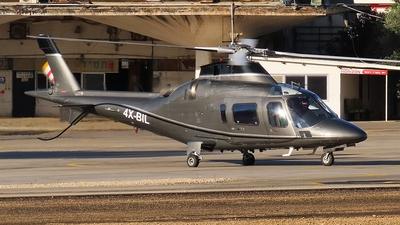 4X-BIL - Agusta A109E Power - Private