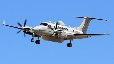 N339CA - Beechcraft B300 King Air 350 - Commuter Air Technology