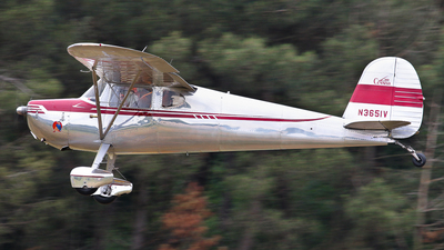 N3651V - Cessna 140 - Private