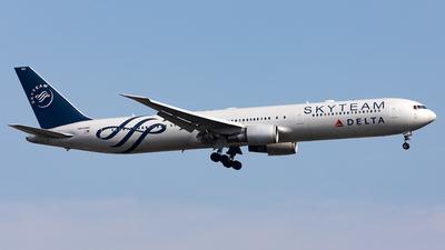 N844MH - Boeing 767-432(ER) - Delta Air Lines