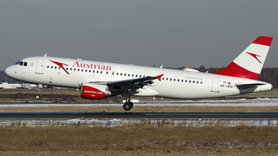 A picture of OELBW - Airbus A320214 - Austrian Airlines - © OSDU