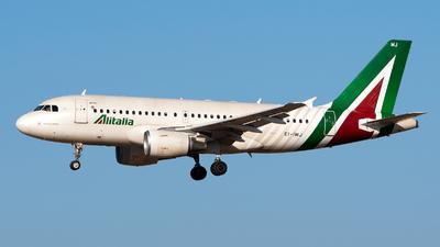 A picture of EIIMJ - Airbus A319112 - Italia Trasporto Aereo - © Medolago Manuel