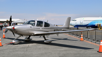 A picture of N170CT - Cirrus SR22T - [1242] - © HCAerial Photography