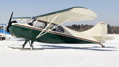 N2765E - Aeronca 7AC Champion - Private