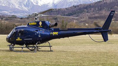 I-EGIO - Eurocopter AS 350B3 Ecureuil - Private