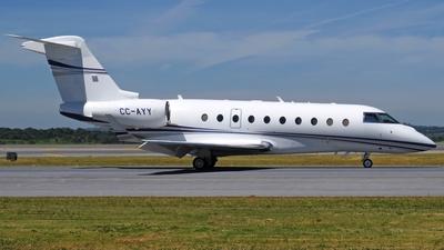 CC-AYY - Gulfstream G280 - Aerocardal