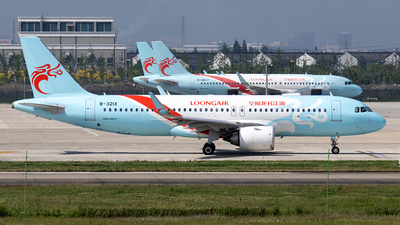 A picture of B321X - Airbus A320251N - Loong Air - © XPHNGB