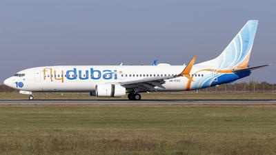 A picture of A6FEC - Boeing 7378KN - FlyDubai - © Loredana Cioclei