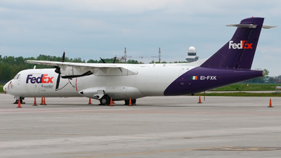 EI-FXK - ATR 72-202(F) - FedEx Feeder (Air Contractors)