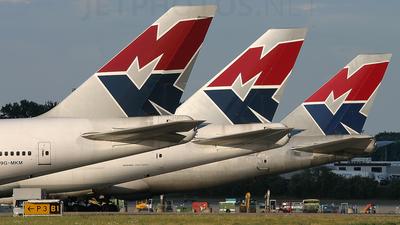 9G-MKM - Boeing 747-2B5B(SF) - MK Airlines