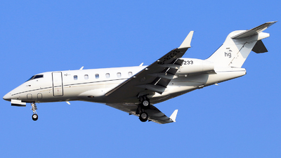B-8233 - Bombardier BD-100-1A10 Challenger 300 - Private