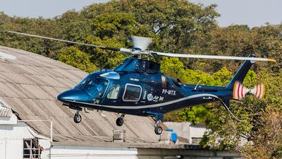 PP-MTX - Agusta A109E Power - Air Jet Taxi Aereo