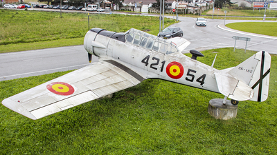 C.6-165 - North American SNJ-6 Texan - Spain - Air Force