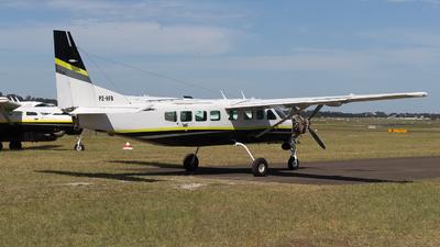 P2-HFB - Cessna 208B Grand Caravan - Private