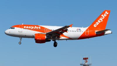 OE-LQQ - Airbus A319-111 - easyJet Europe