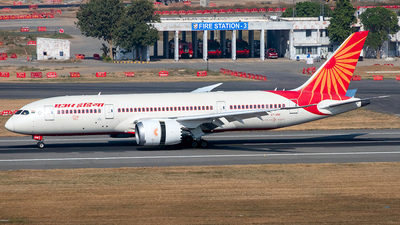 A picture of VTANE - Boeing 7878 Dreamliner - Air India - © Sandeep Pilania