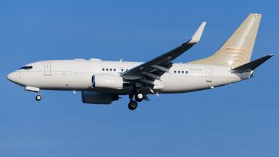 VP-BVV - Boeing 737-73U(BBJ) - Gainjet Ireland