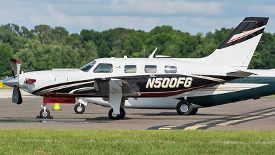N500FG - Piper PA-46-500TP Malibu Meridian - Private