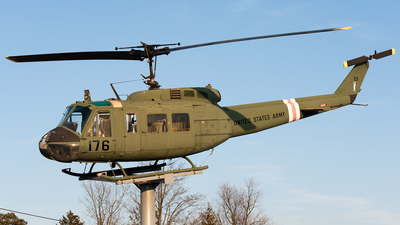 65-09587 - Bell UH-1H Iroquois - United States - US Army