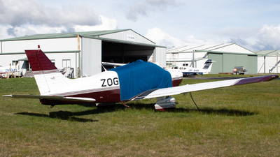 A picture of ZKZOG - Piper PA28181 Archer - [288690010] - © Ben Marling