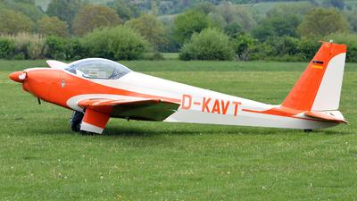 D-KAVT - Schleicher ASK-16 - Private