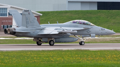 168274 - Boeing EA-18G Growler  - United States - US Navy (USN)