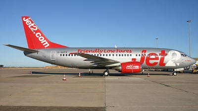 A picture of GGDFE - Boeing 7373Q8(QC) - [24131] - © paulo carvalho