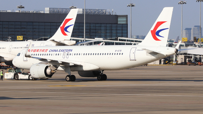 A picture of B1076 - Airbus A320251N - China Eastern Airlines - © Charlie-Aviationphotography