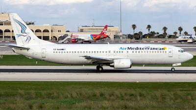 A picture of SXMAM - Boeing 737446 - Air Mediterranean - © MSA130