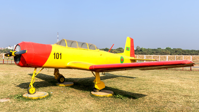 101 - Nanchang PT-6A - Bangladesh - Air Force