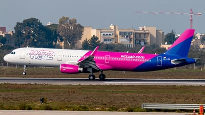 HA-LTH - Airbus A321-231 - Wizz Air