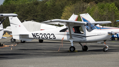N52023 - Cessna 162 SkyCatcher - Private