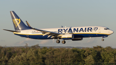A picture of SPRSL - Boeing 7378AS - Ryanair - © DesertWolf