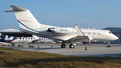 A picture of N865AA - Gulfstream II - [048] - © Art Brett