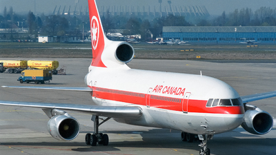 C-GAGJ - Lockheed L-1011-500 Tristar - Air Canada