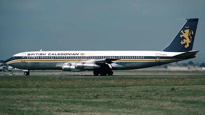 G-BCAL - Boeing 707-338C - British Caledonian Airways