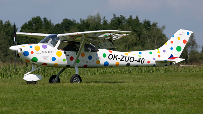 OK-ZUO-40 - Airlony Skylane - Private