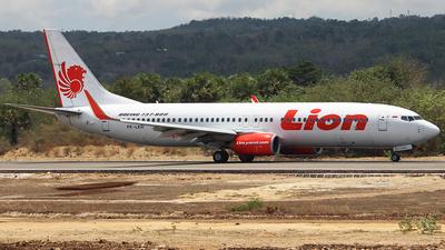 A picture of PKLKR - Boeing 7378GP - Lion Air - © Arif Maulana