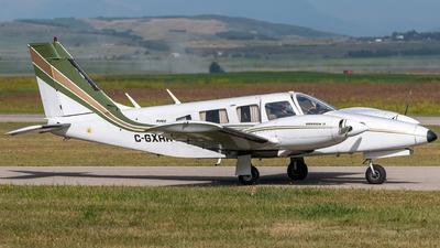 C-GXAR - Piper PA-34-200T Seneca II - Calgary Flying Club