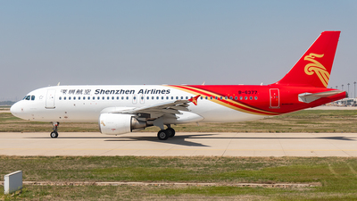 B-6377 - Airbus A320-214 - Shenzhen Airlines