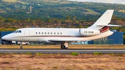 CS-DLM - Dassault Falcon 2000EX - NetJets Europe