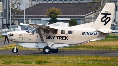 N191KQ - Quest Aircraft Kodiak 100 - Quest Aircraft Company