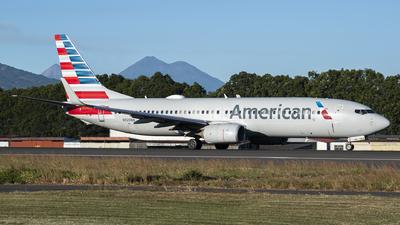 A picture of N920NN - Boeing 737823 - American Airlines - © Juan Manuel Galvez