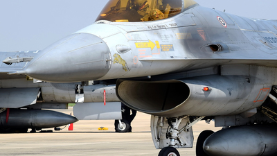 KH19-9/31 - General Dynamics F-16A Fighting Falcon - Thailand - Royal Thai Air Force