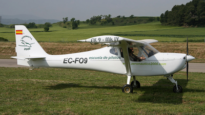 EC-FO9 - Fk-Lightplanes FK-9 Mk.IV - Private