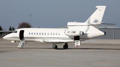 VP-CMB - Dassault Falcon 900EX - Private